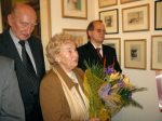 Marianna Zechowska at U-Jaksy gallery