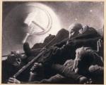 Widzenie na pobojowisku, 1946