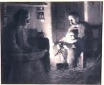 W jesienny wieczor, 1943