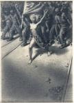 Ursa w pochodzie, 1936, ill. do Motory