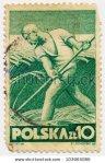 Polish worker, 1947